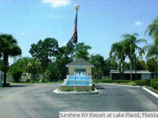 Sunshine RV Resort Fountain